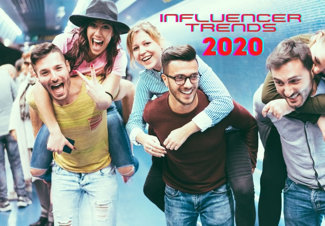 Influencer trends 2021